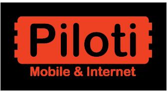 Resultado de imagem para Piloti Mobile & Internet